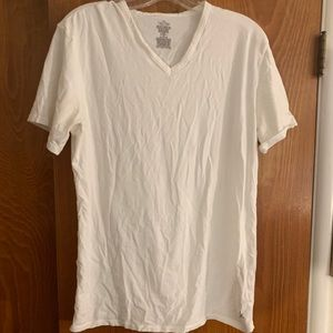 Plain white Calvin Klein T-shirt